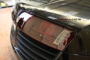 Audi R 8 Folierung in NRW