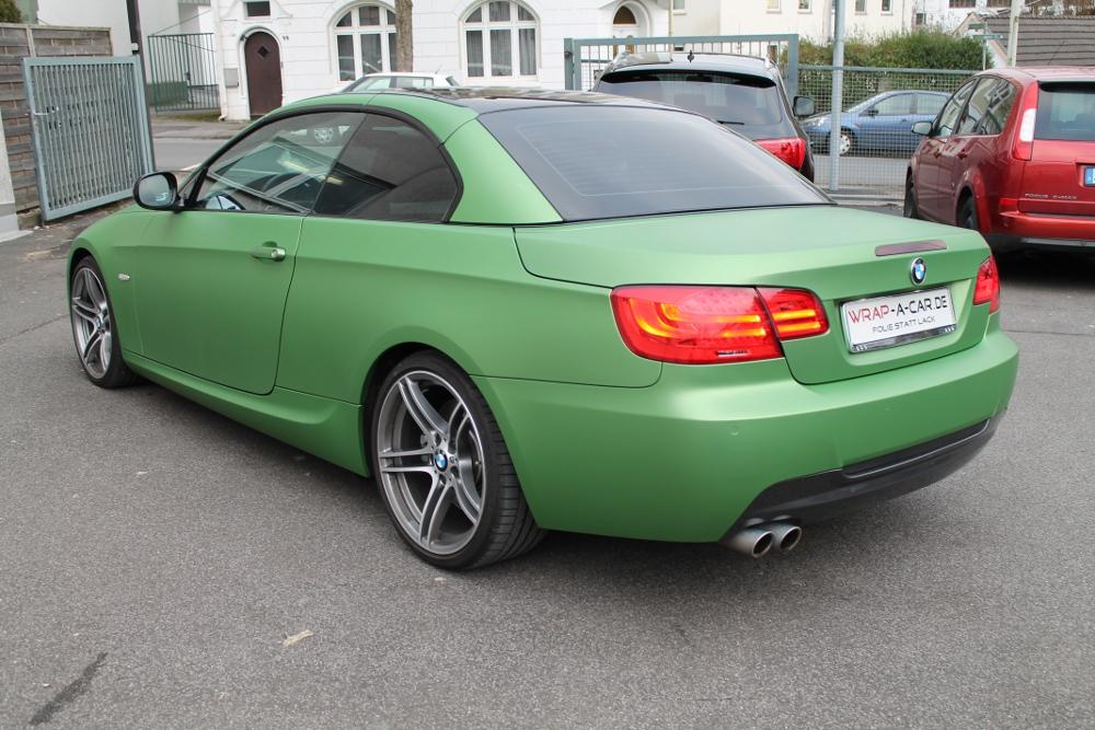 bc721236e1 BMW E93 Folierung - Vollverklebung - Car Wrapping in NRW vom Profi