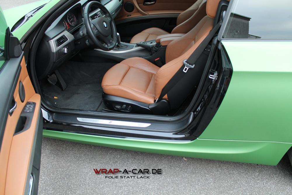 Bmw E93 Folierung Vollverklebung Car Wrapping In Nrw Vom Profi