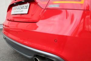 Audi S 5 Folierung by wrap-a-car.de