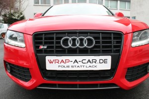 Frontfolierung Audi S 5