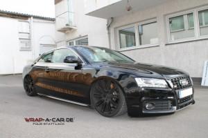 Audi S 5 in schwarz metallic