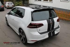 Volkswagen Golf 7 R in weiß