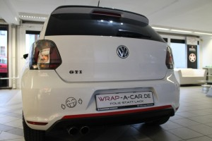 VW Polo GTI Folierung