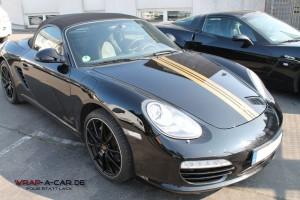 Porsche Folierung