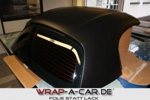 BMW Z 4 Dachfolierung inkl. Scheibentönung