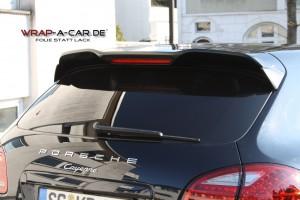 Scheibentönung Porsche Cayenne